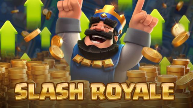 Let The Slash Royale Begin! by Clash Royale