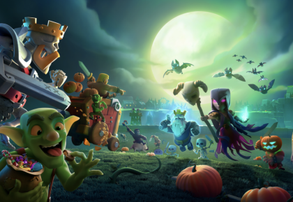 Clash-O-Ween Optional Update! by Clash of Clans