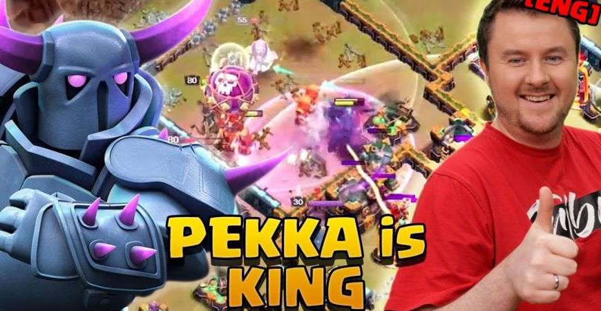 BEST Strategy – Pekka Smash DOMINATES Clash of Clans by iTzu [ENG] – Clash of Clans