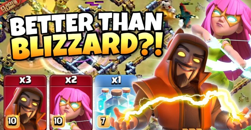 Bizarre new take on BLIZZARD! Is it BETTER?! Clash of Clans eSports by Clash with Eric – OneHive