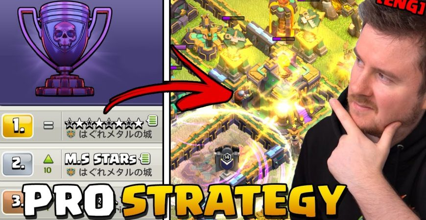 Most PROs use THIS Strategy in Legends League by iTzu [ENG] – Clash of Clans
