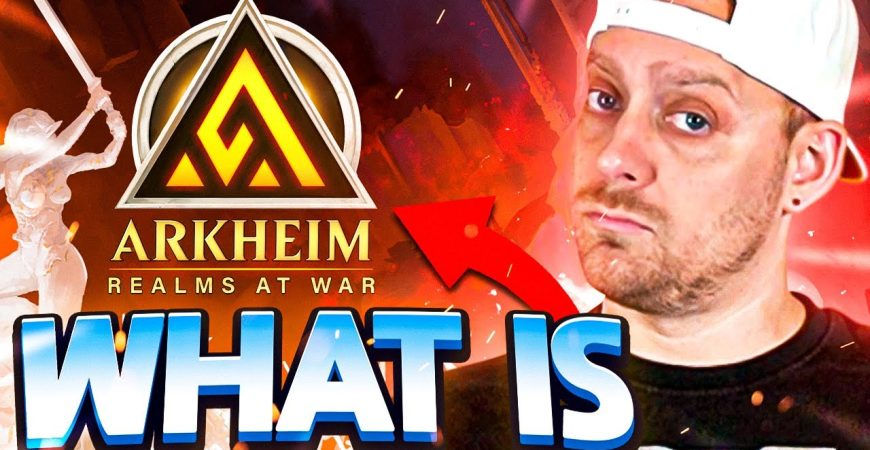 What is Arkheim Realms at War by ECHO Gaming