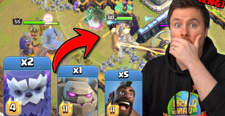 Opponents did not see this attack coming by iTzu [ENG] – Clash of Clans