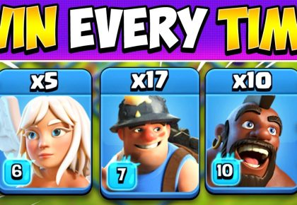 The Best TH13 Attack Strategy Explained (Clash of Clans) by Kenny Jo