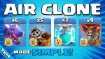 CRUSH BASES WITH THIS CLONE SPELL ATTACK!!! TH14 Attack Strategy | Clash of Clans by Sir Moose Gaming