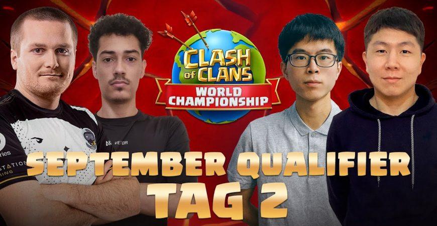 LETZTER WM Qualifier mit Tribe Gaming – Tag 2 | Offizieller Deutsch Cast by Noobs iMTV – Clash of Clans