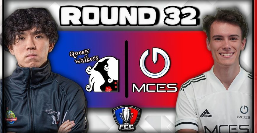 QueeN Walkers vs MCES | Round of 32 FCC by Suzie Gaming