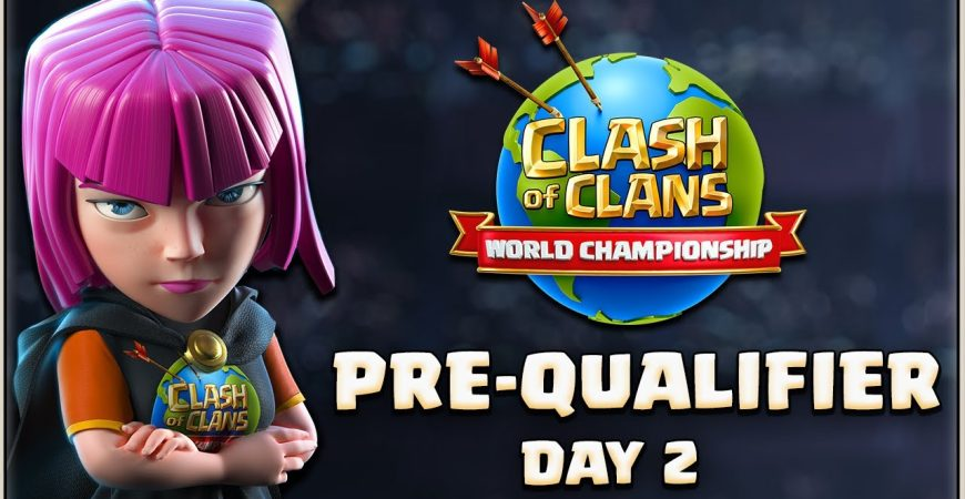 WORLD CHAMPIONSHIP October Pre-Qualifier | Livestream in Clash of Clans by Suzie Gaming