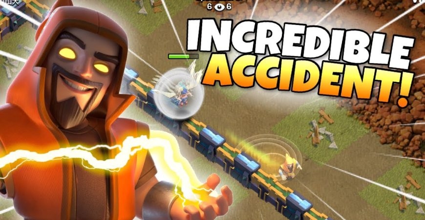 Super Wizard STEALS HEALERS and Epic Wizard Walk UNFOLDS! Clash of Clans eSports by Clash with Eric – OneHive
