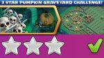 3 STAR PUMPKIN GRAVEYARD CHALLENGE! (Clash of Clans) by Sir Moose Gaming