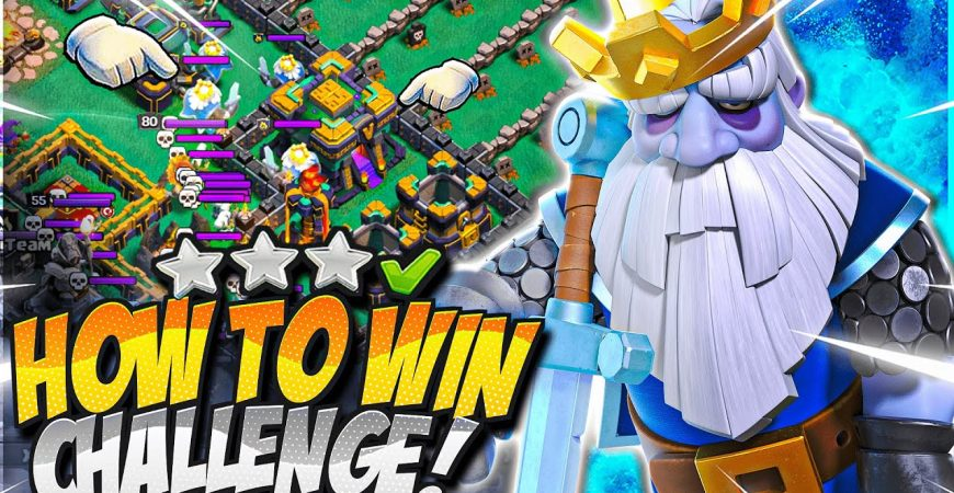 How to 3 STAR the Pumpkin Graveyard Challenge! (Clash of Clans) by CorruptYT