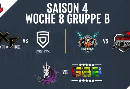 Penta vs Fanatix Five – Schlussspurt der ESL Meisterschaft Gruppe B by Noobs iMTV – Clash of Clans