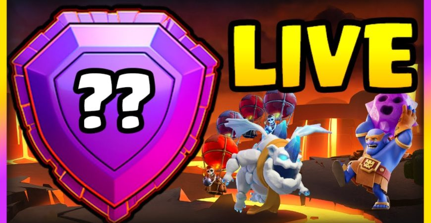 LIVE TH14 Legends Attacks + Giveaways!! Clash of Clans by Big Vale