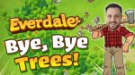 MISTAKE?! Removing All Trees From My Everdale Village | Everdale by Gaz Tommo