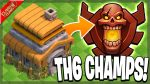 My Town Hall 6 is in Champs League! (Clash of Clans) by Clash Bashing!!