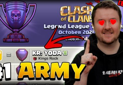 #1 Army is for EVERYONE – Super easy and incredible strong by iTzu [ENG] – Clash of Clans