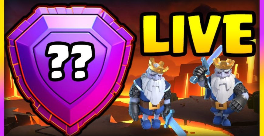 LIVE TH14 Legends Attacks with Royal Ghosts + Giveaway!! Clash of Clans by Big Vale