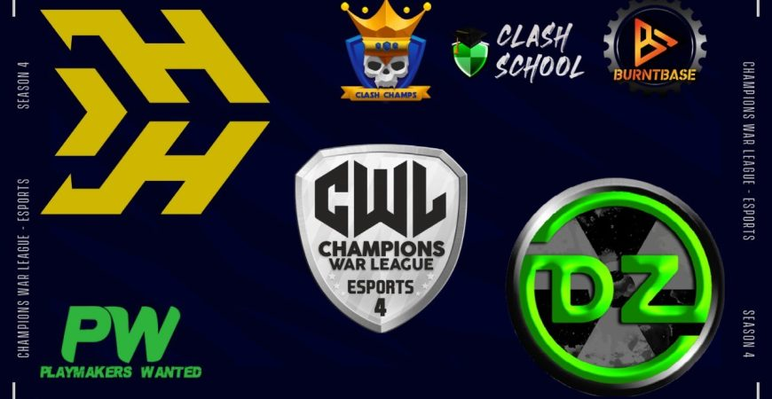 Danger Zone vs Hispanic Hunters in the TH14 Champions War League – Clash of Clans by Big Vale
