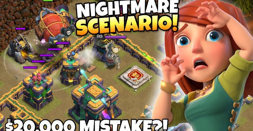 Only a MIRACLE can save them NOW! UNBELIEVABLE RALLY after BIG MISTAKE! Clash of Clans eSports by Clash with Eric – OneHive