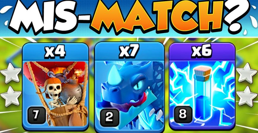 The Best TH11 Mismatch Strategy Explained (Clash of Clans) by Kenny Jo